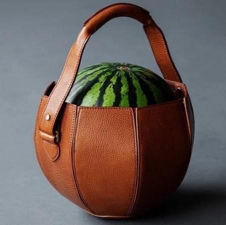 حقيبة البطيخ