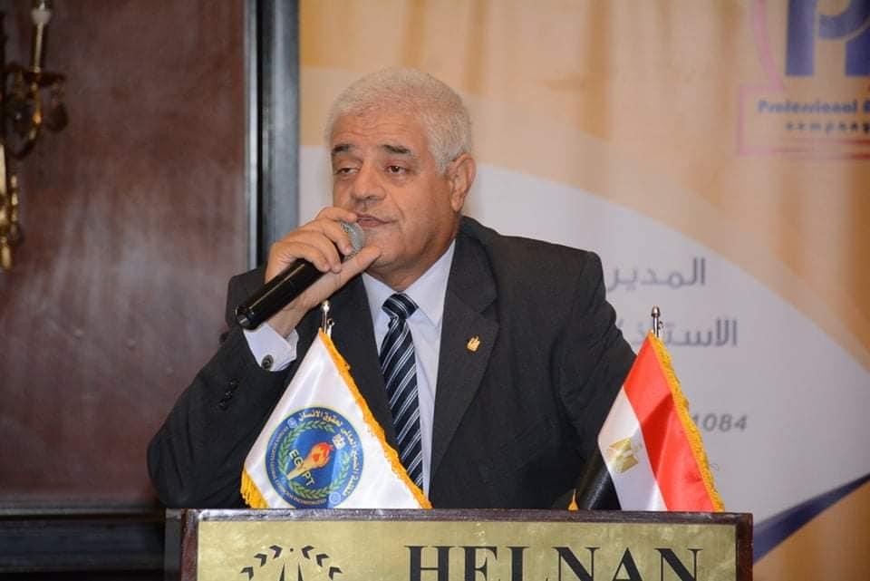اللواء محمود ضياء رئيس مدية ميت أبوغالب