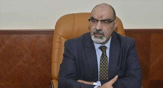 د محمد السيد ضاحى رئيس هيئة التامين الصحى