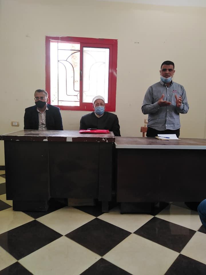 ندوة بمركز اعلام المنيا