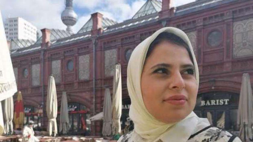 نوران حسنين التي تعرضت للعنصرية