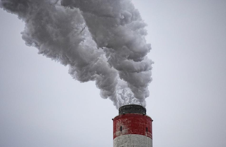 كتل هوائية سامة من غاز ثاني أكسيد الكبريت