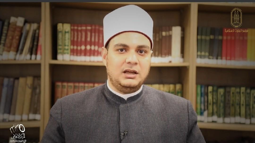 الشيخ أحمد الخياط من علماء الأزهر