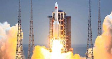 الصاروخ الصيني التائه ارشيفية