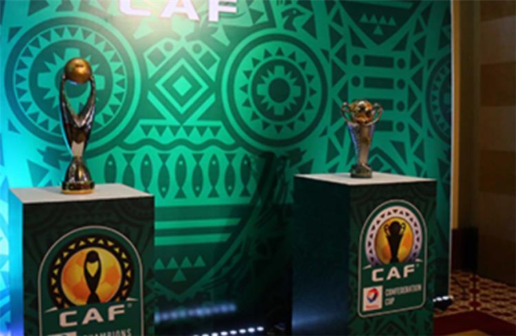 كأسي دوري أبطال إفريقيا والكونفيدرالية
