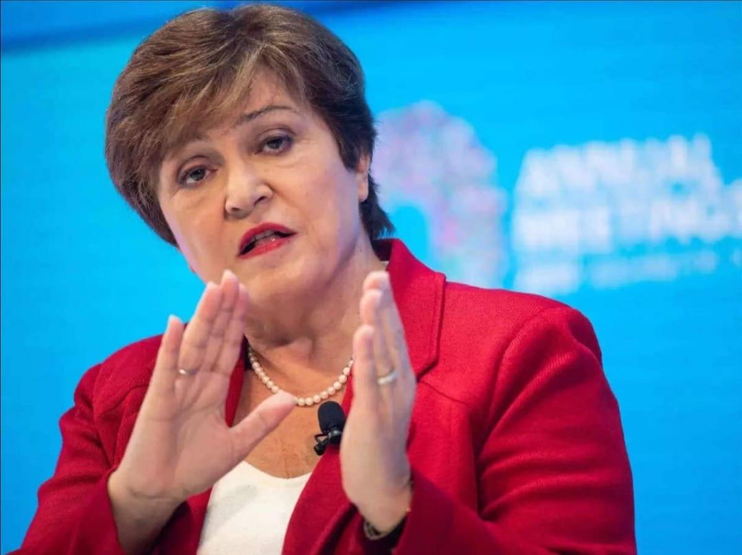 مدير عام صندوق النقد الدولي كريستالينا جورجيفا