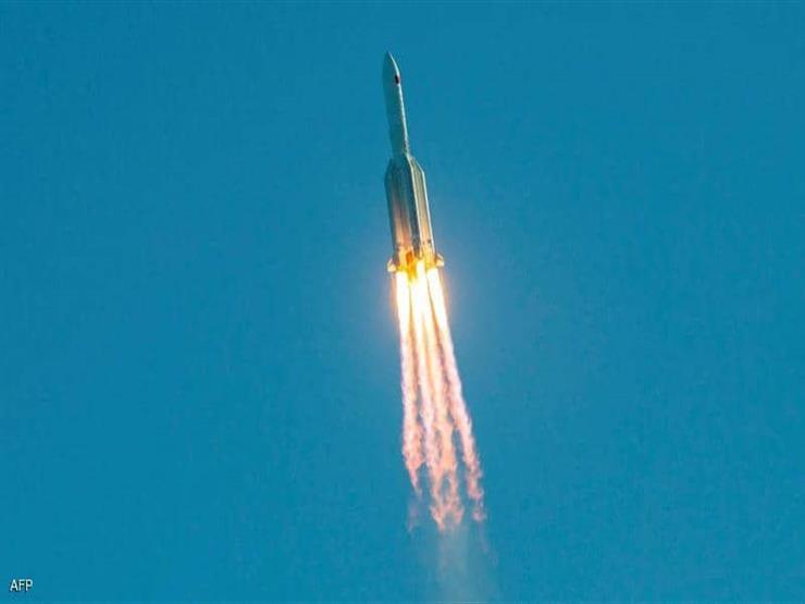 """لصاروخ الصيني """"Long March 5B"""