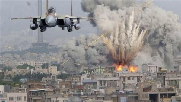قصف غزة ـ أرشيفية
