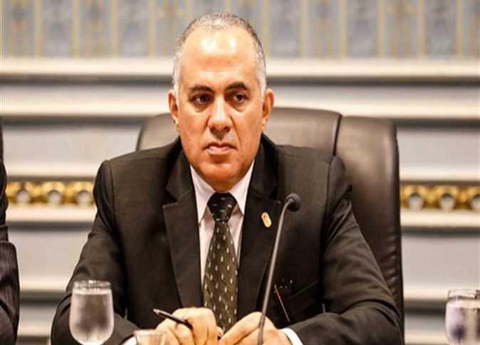 الدكتور محمد عبدالعاطي وزير الموارد المائية والرى