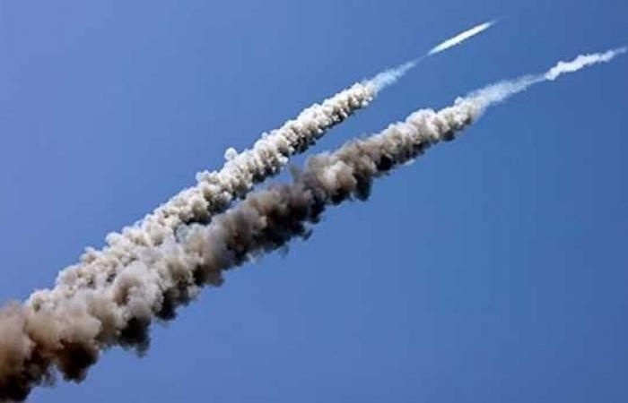 ضربة صاروخية