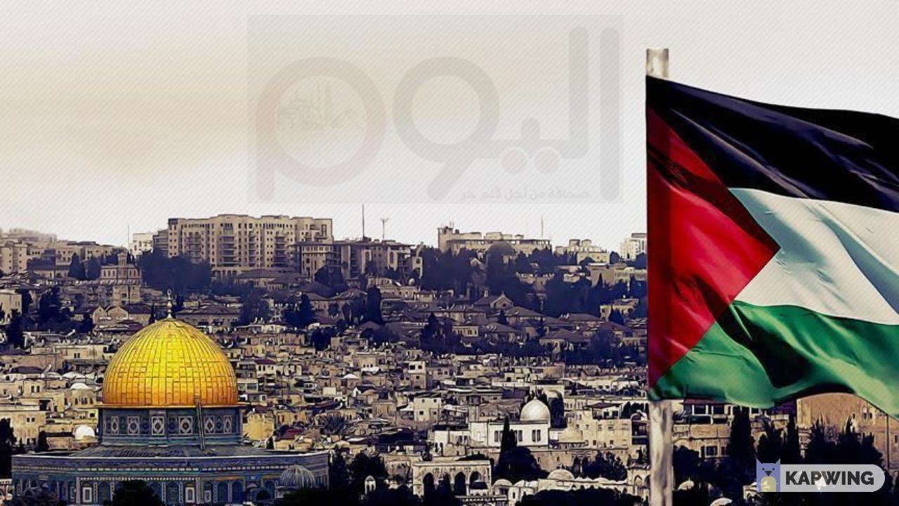 نشرة أخبار فلسطين