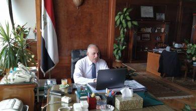 الدكتورمحمد عبد العاطى وزير الموارد المائية والري