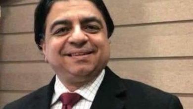 الدكتور جمال شعبان عميد معهد القلب السابق