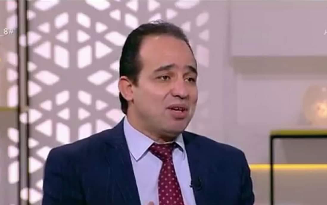 النائب محمد إسماعيل، عضو مجلس النواب السابق