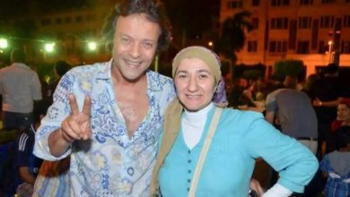 زوجة هشام عبد الله