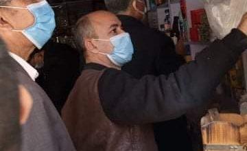 حملات رقابية بصحة المنيا
