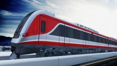 """مشروع سكك حديد مصر، العاشر من رمضان """"القطار الكهربائي"""""""