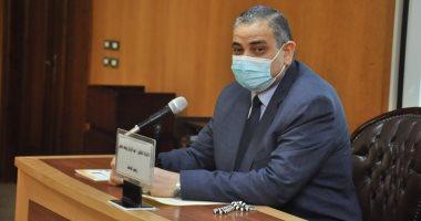 رئيس جامعة كفر الشيخ