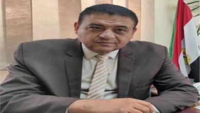 المهندس محمد بركات التركاوي، وكيل وزارة الزراعة بمحافظة المنوفية