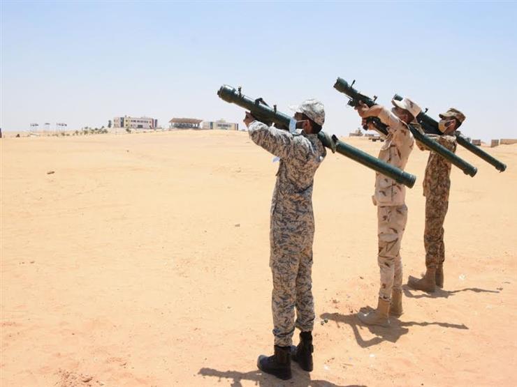 التدريب العسكري