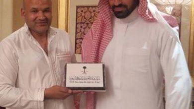 نائب العفاريت مع سفير الامارات