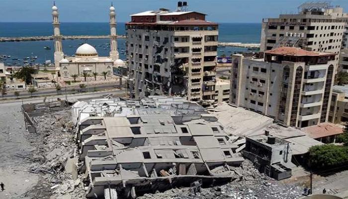 التهدئة في فلسطين