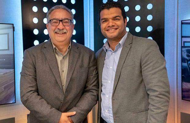 الكاتب الصحفي أحمد عيد