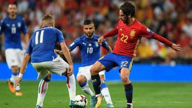 إيطاليا وإسبانيا