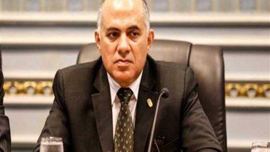 الدكتور محمد عبدالعاطي وزير الموارد المائية والري