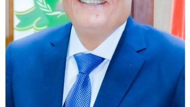 اللواء اسامة القاضى محافظ المنيا