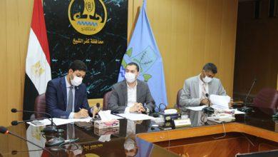 نائب محافظ كفر الشيخ يترأس لجنة تقييم المرشحين