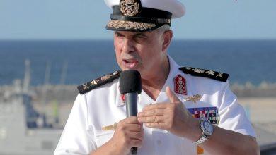الفريق أحمد خالد - قائد القوات البحرية