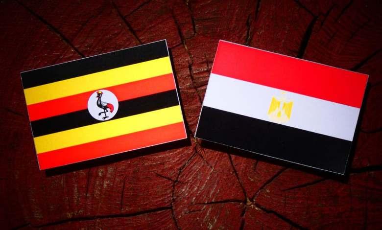 أوغندا ومصر