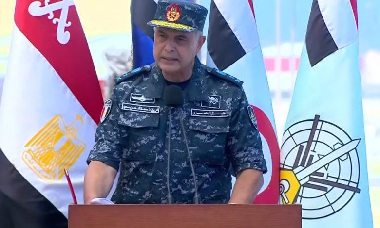 الفريق أحمد خالد حسن سعيد
