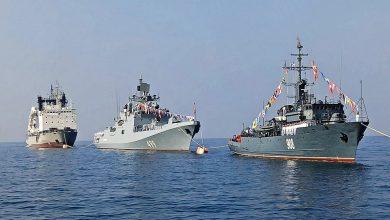 مركز لوجستي للبحرية الروسية