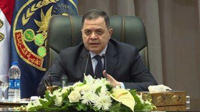 وزير الداخلية محمود توفيق