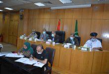 اجتماع المجلس التنفيذى بالمنيا