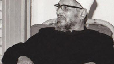 الشيخ عبدالحليم محمود شيخ الأزهر الأسبق