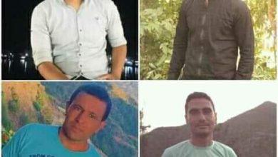 ضحايا حريق قبرص