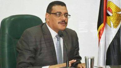 الدكتور علي مسعود، عميد كلية الاقتصاد والعلوم السياسية