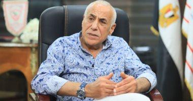 حسين لبيب، رئيس نادي الزمالك