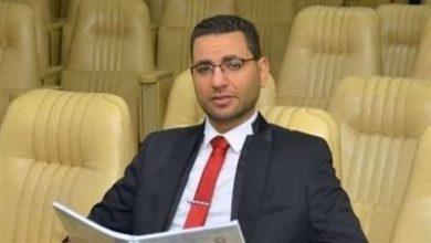 مهندس الدقهلية الغريق أحمد عاطف الشربيني