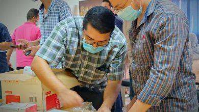 تطعيم المواطنين لقاح كورونا