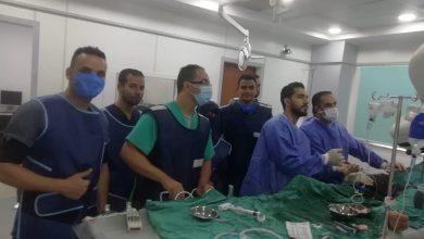 الفريق الطبى بملوى التخصصى
